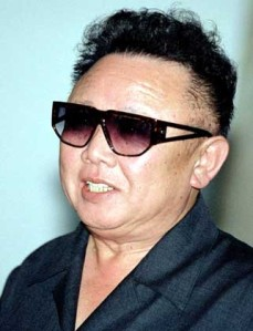Death of Kim Jong Il- I'm gonna miss that lesbian chick