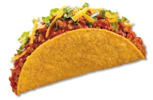 Did I just make the world's biggest taco?