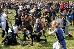 LARP Battle on the Elf Fantasy Fair, METRO 21-04-07