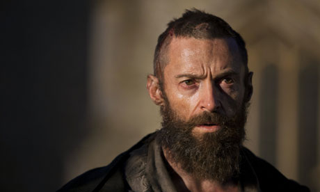 Hugh Jackman as Jean Valjean Les Misérables