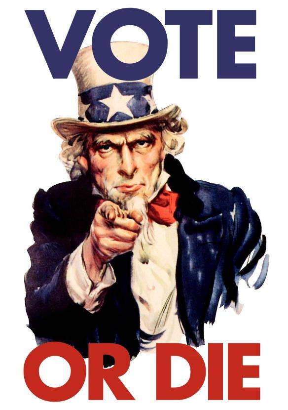 uncle same vote or die